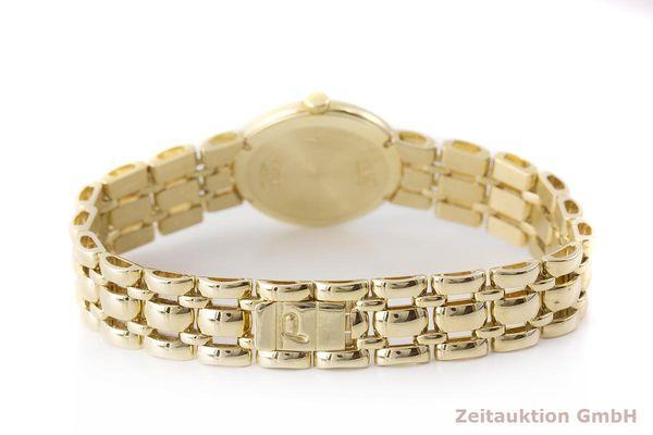 gebrauchte Luxusuhr Piaget * 18k Gold Quarz Kal. 857P Ref. 8055K61  | 1900048 _1