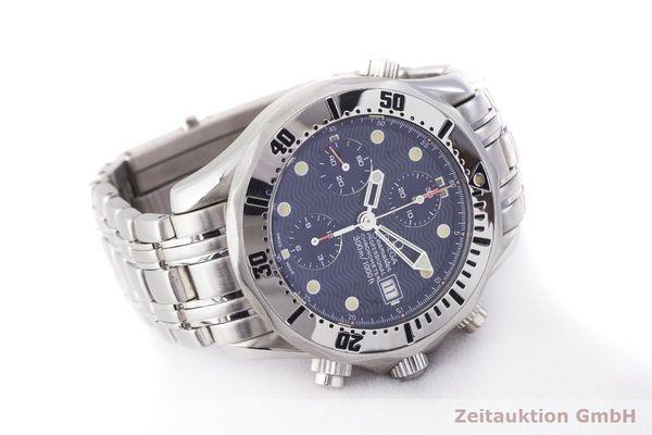 gebrauchte Luxusuhr Omega Seamaster Chronograph Stahl Automatik Kal. 1154 Ref. 178.0504, 378.0504, 175.0504, 375.0504  | 1900054 _0