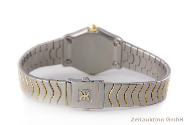 gebrauchte Luxusuhr Ebel Classic Wave Stahl / Gold Quarz Kal. 157 Ref. 166902    1900062 _1