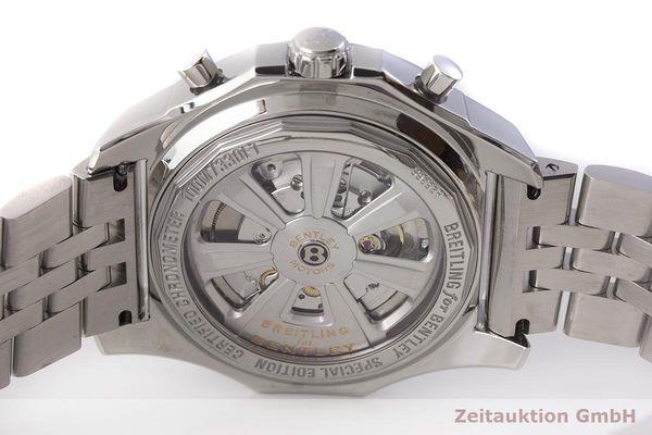 gebrauchte Luxusuhr Breitling Bentley Chronograph Stahl Automatik Kal. ETA 2892A2 Ref. A25368  | 1900069 _0