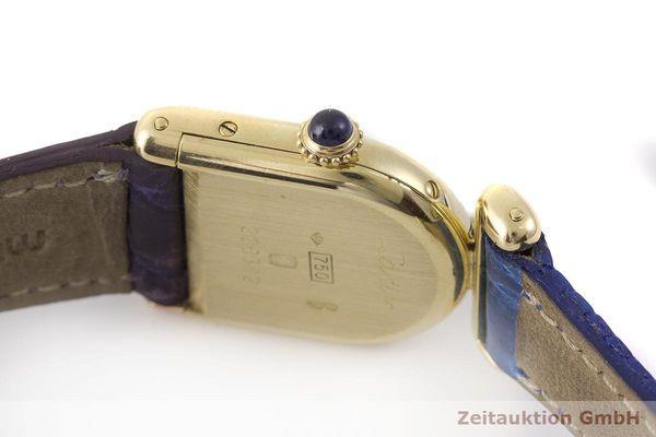 gebrauchte Luxusuhr Cartier * 18k Gold Handaufzug Kal. FE 6640  | 1900070 _0