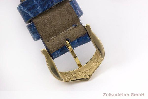gebrauchte Luxusuhr Cartier * 18k Gold Handaufzug Kal. FE 6640  | 1900070 _1