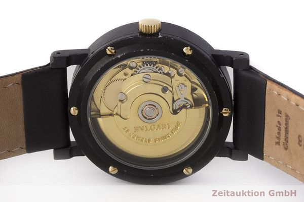 gebrauchte Luxusuhr Bvlgari * Carbon / Gold Automatik Kal. ETA 2824-2  | 1900074 _0