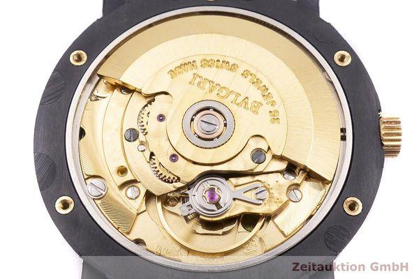 gebrauchte Luxusuhr Bvlgari * Carbon / Gold Automatik Kal. ETA 2824-2    1900074 _1