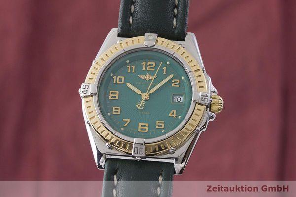 reloj de lujo usados Breitling Wings acero / oro cuarzo Kal. ETA 956612 Ref. D67050  | 1900083 _0