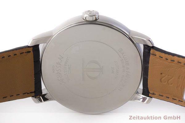 reloj de lujo usados Baume & Mercier Classima acero automático Kal. BM 11893, ETA 2893-2 Ref. 65494  | 1900096 _0