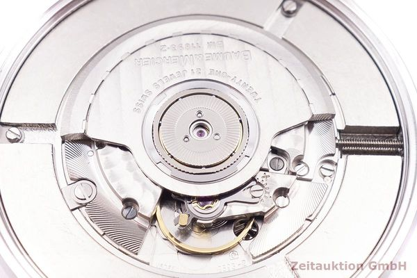 reloj de lujo usados Baume & Mercier Classima acero automático Kal. BM 11893, ETA 2893-2 Ref. 65494  | 1900096 _1