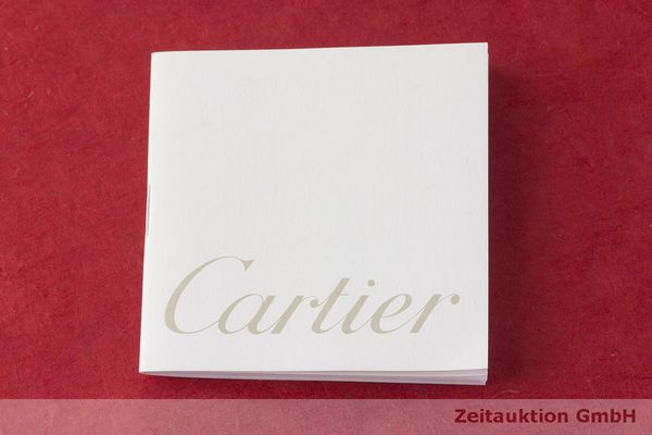 gebrauchte Luxusuhr Cartier Vendome 18k Gold Quarz Kal. 690 Ref. 881095  | 1900339 _1