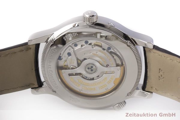 gebrauchte Luxusuhr Jaeger LeCoultre Master Geographic Stahl Automatik Kal. 929/3 Ref. 142.8.92.S  | 1900480 _0