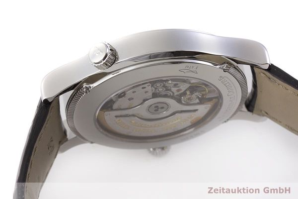 gebrauchte Luxusuhr Jaeger LeCoultre Master Geographic Stahl Automatik Kal. 929/3 Ref. 142.8.92.S  | 1900480 _1