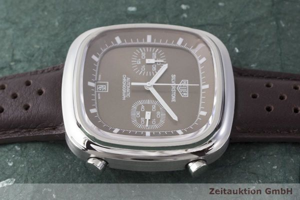gebrauchte Luxusuhr Tag Heuer Silverstone Chronograph Stahl Automatik Kal. 11 Ref. CAM2111 LIMITED EDITION | 1900625 _0
