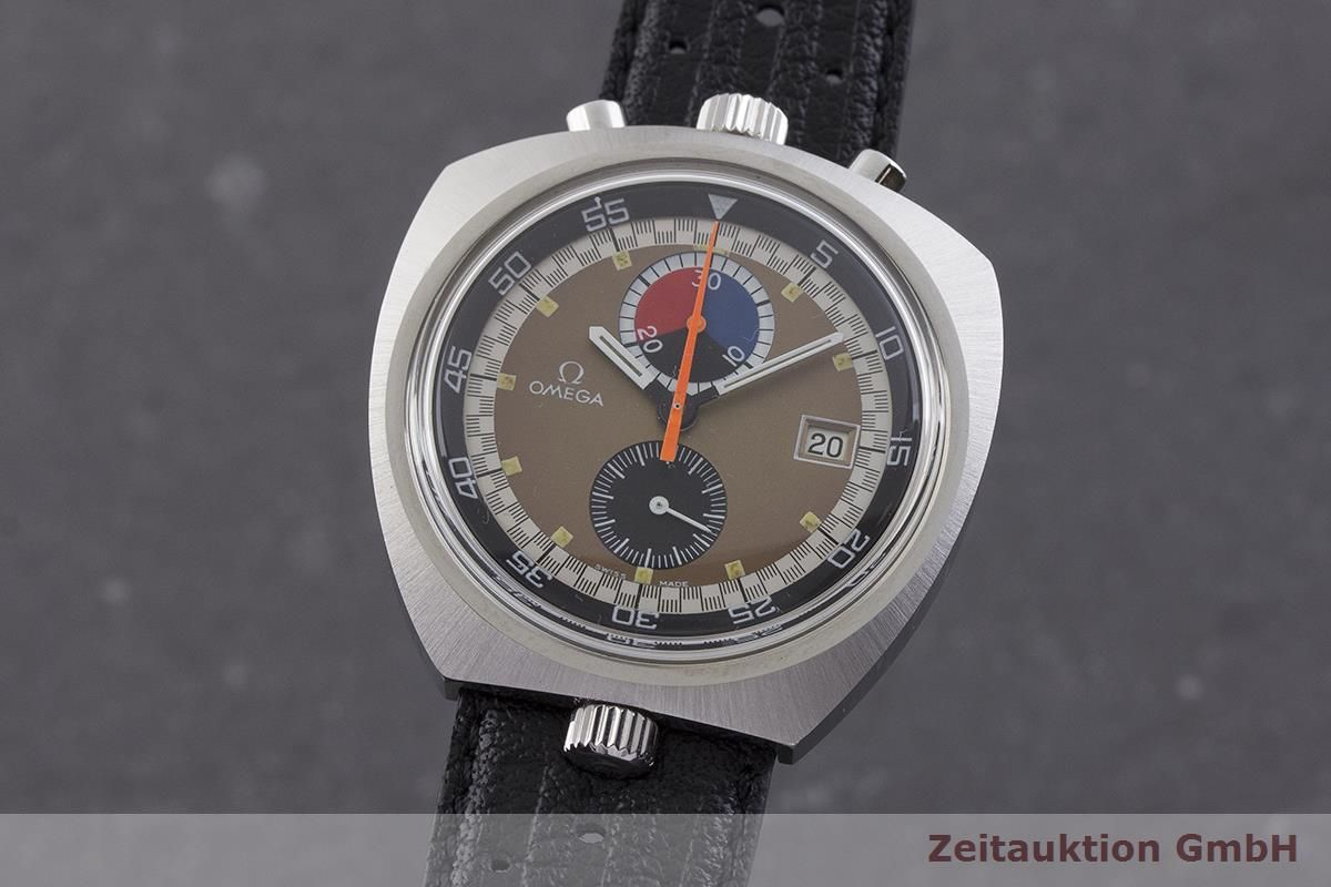 Omega Seamaster Chronograph Steel Manual Winding Kal 930 Ref