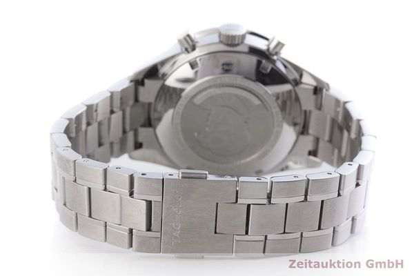 gebrauchte Luxusuhr Tag Heuer Carrera Chronograph Stahl Automatik Kal. Cal. 16 Ref. CV2010-4  | 1901392 _1
