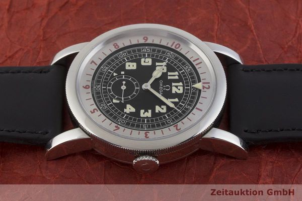 gebrauchte Luxusuhr Omega 1938 Stahl Automatik Kal. 2200 Ref. 167.2000 LIMITED EDITION | 1902079 _0