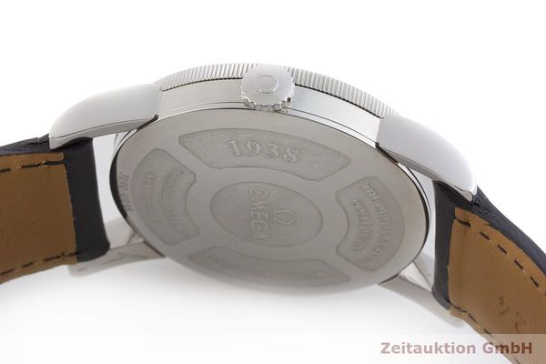 gebrauchte Luxusuhr Omega 1938 Stahl Automatik Kal. 2200 Ref. 167.2000 LIMITED EDITION | 1902079 _1