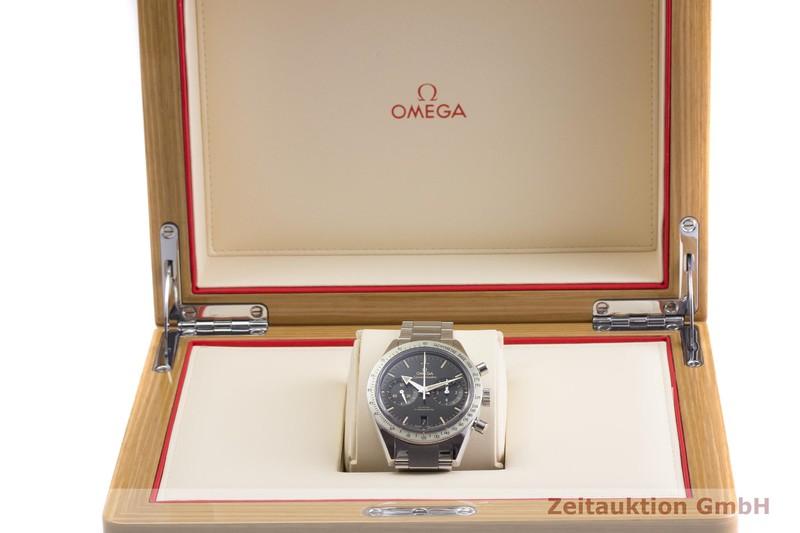 gebrauchte Luxusuhr Omega Speedmaster Chronograph Stahl Automatik Kal. 9300 Ref. 331.10.42.51.01.002     2000003 _0