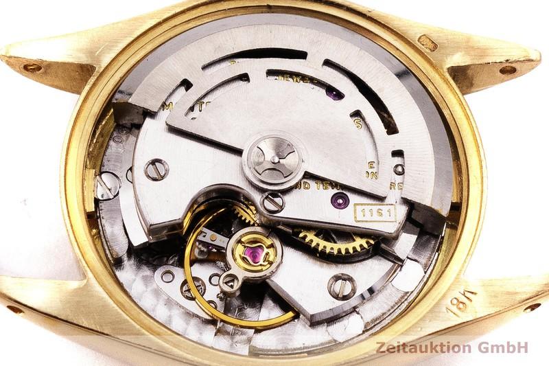 gebrauchte Luxusuhr Rolex Oyster Perpetual 18k Gold Automatik Kal. 1161 Ref. 6618 VINTAGE    2000019 _0