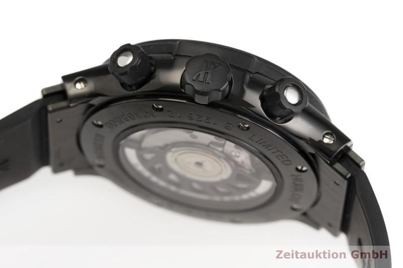 gebrauchte Luxusuhr Hublot Super B Chronograph Stahl Automatik Kal. ETA 2892-A2 Ref. B1926.12 LIMITED EDITION | 2000026 _0