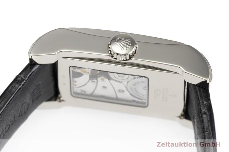 gebrauchte Luxusuhr Rolex Cellini 18k Weissgold Handaufzug Kal. 7040-4 Ref. 5443  | 2000027 _1