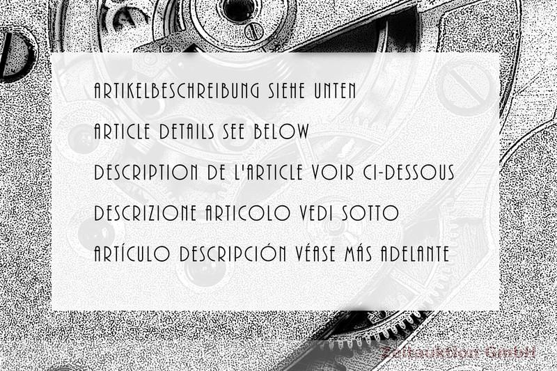 gebrauchte Luxusuhr Nomos Tangente Stahl Handaufzug Kal. Alpha LIMITED EDITION | 2000041 _1