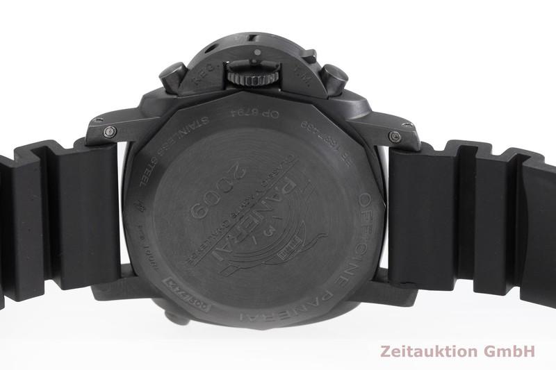 gebrauchte Luxusuhr Panerai Luminor  Chronograph Stahl Automatik Kal. OP18, ETA 7750 Ref. PAM00332 LIMITED EDITION | 2000051 _0