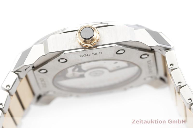 gebrauchte Luxusuhr Bvlgari Octo Stahl / Gold Automatik Kal. BVL 191 Ref. BGO38S  | 2000059 _0