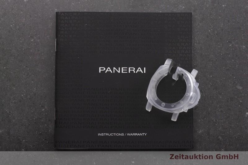 gebrauchte Luxusuhr Panerai Luminor Submersible Stahl Automatik Kal. OP34 Ref. PAM00973  | 2000063 _1