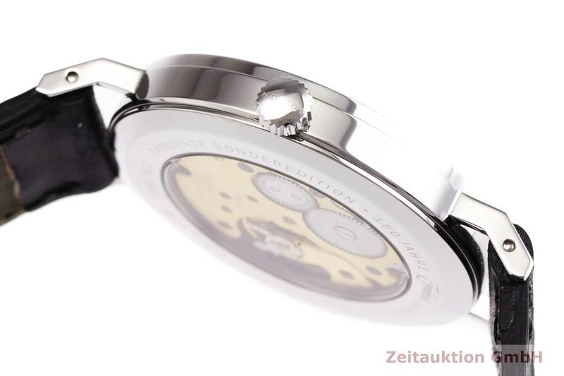 gebrauchte Luxusuhr Nomos Tangente Stahl Handaufzug Kal. Alpha LIMITED EDITION | 2000117 _0