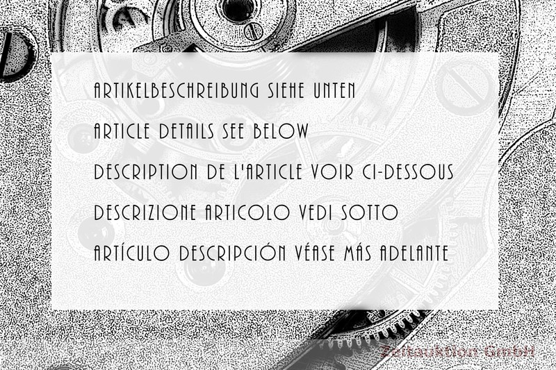 gebrauchte Luxusuhr Nomos Tangente Stahl Handaufzug Kal. Alpha LIMITED EDITION | 2000117 _1