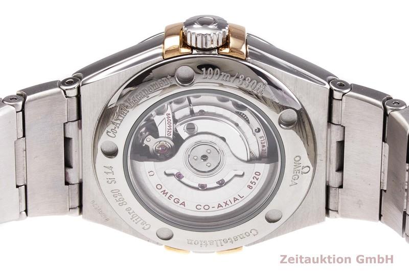 gebrauchte Luxusuhr Omega Constellation Stahl / Gold Automatik Kal. 8520 Ref. 768.2003  | 2000121 _1