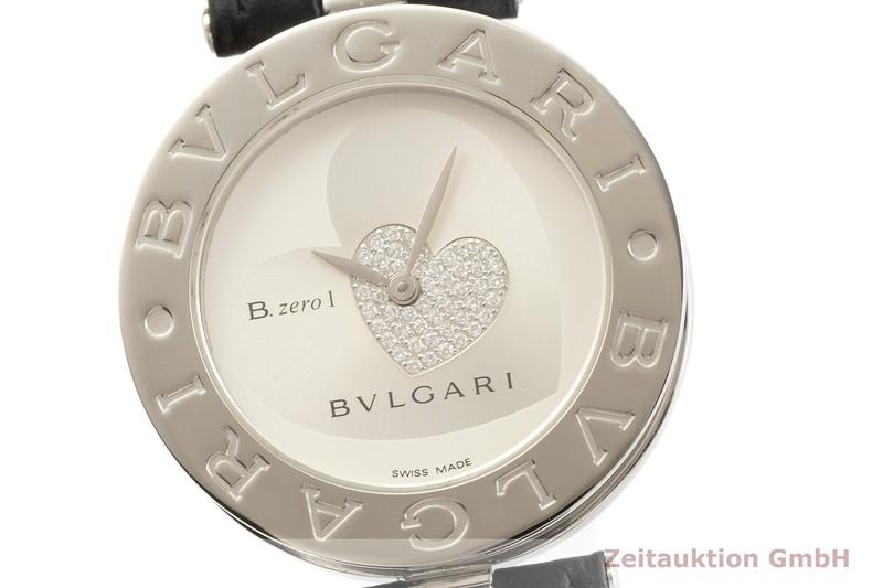 gebrauchte Luxusuhr Bvlgari Bzero Stahl Quarz Kal. 100 110 771 TEEL Ref. BZ35S  | 2000135 _0