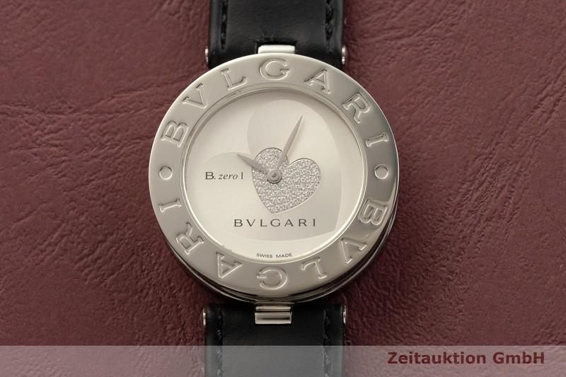 gebrauchte Luxusuhr Bvlgari Bzero Stahl Quarz Kal. 100 110 771 TEEL Ref. BZ35S  | 2000135 _1