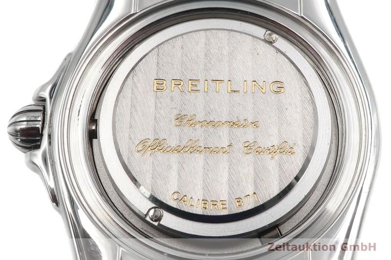 gebrauchte Luxusuhr Breitling Cockpit Stahl Quarz Kal. B71 Ref. A71356  | 2000151 _1
