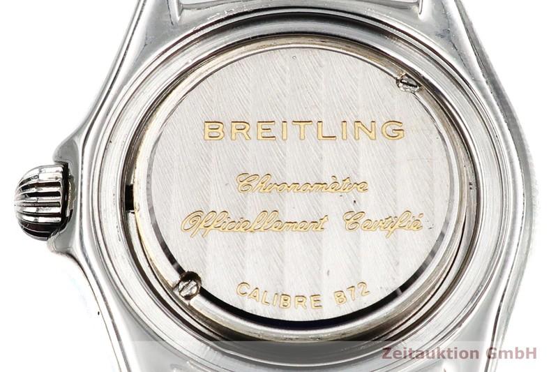 gebrauchte Luxusuhr Breitling Callisto Stahl Quarz Kal. B72 Ref. A72345    2000161 _0