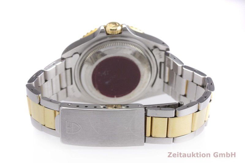 gebrauchte Luxusuhr Tudor Mini-Sub Stahl / Gold Automatik Kal. ETA 2671 Ref. 73091  | 2000173 _1