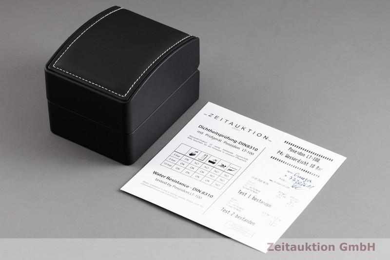 gebrauchte Luxusuhr Omega Speedmaster Chronograph Stahl Handaufzug Kal. 1863 Ref. 145.0811  | 2000179 _0