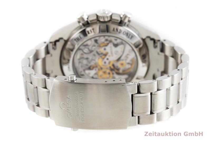 gebrauchte Luxusuhr Omega Speedmaster Chronograph Stahl Handaufzug Kal. 1863 Ref. 145.0811  | 2000179 _1