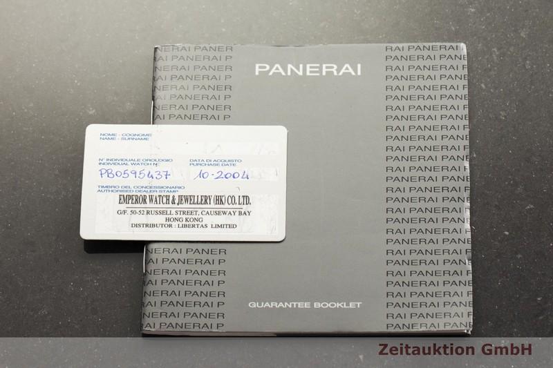 gebrauchte Luxusuhr Panerai Luminor Marina Stahl Automatik Kal. OP III, ETA A05511 Ref. OP6763 LIMITED EDITION | 2000217 _0