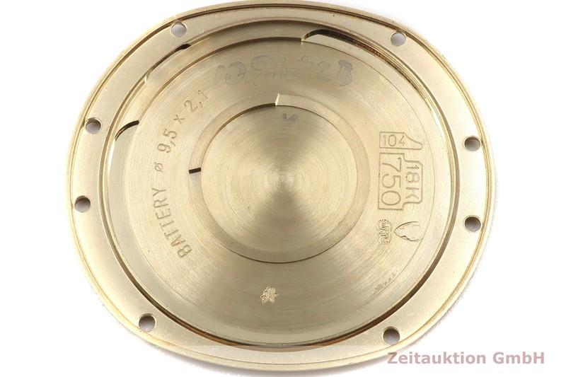 gebrauchte Luxusuhr Cartier Cougar Chronograph 18k Gold Quarz Kal. 202P Ref. 11621  | 2000226 _0