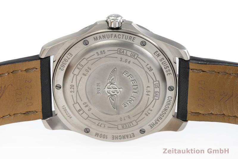 gebrauchte Luxusuhr Breitling Aerospace Titan Quarz Kal. ETA E10.451 Ref. E79362  | 2000228 _0