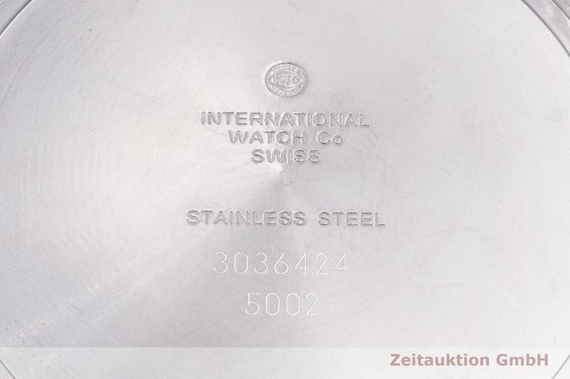 gebrauchte Luxusuhr IWC Fliegeruhr Stahl Automatik Kal. C.50110 Ref. 5002-01  | 2000237 _1