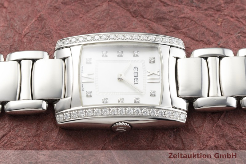 Usato di orologi di lusso Ebel Brasilia acciaio quarzo Kal. ETA 976.001 Ref. E9976M2S  | 2000260 _0
