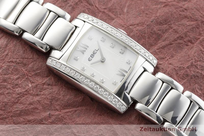 Usato di orologi di lusso Ebel Brasilia acciaio quarzo Kal. ETA 976.001 Ref. E9976M2S  | 2000260 _1