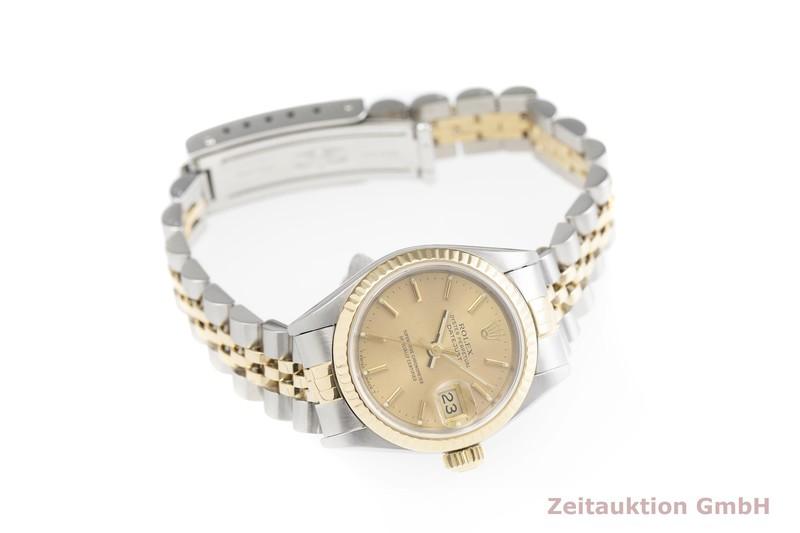 gebrauchte Luxusuhr Rolex Datejust Stahl / Gold Automatik Kal. 2135 Ref. 69173  | 2000269 _0