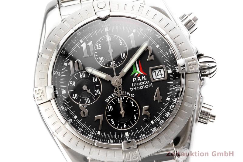 gebrauchte Luxusuhr Breitling Evolution Chronograph Stahl Automatik Kal. B13, ETA 7750 Ref. A13356 LIMITED EDITION | 2000286 _0
