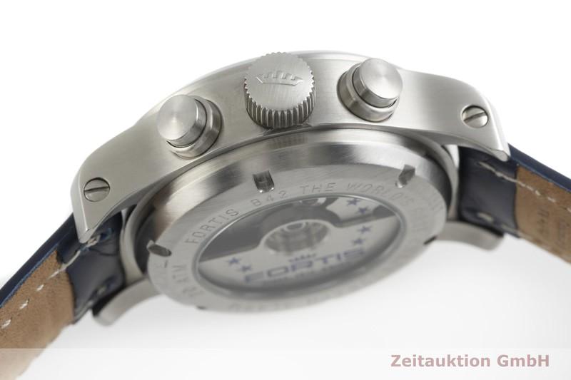 gebrauchte Luxusuhr Fortis B-42 Chronograph Stahl Automatik Ref. 636.10.170  | 2000304 _0