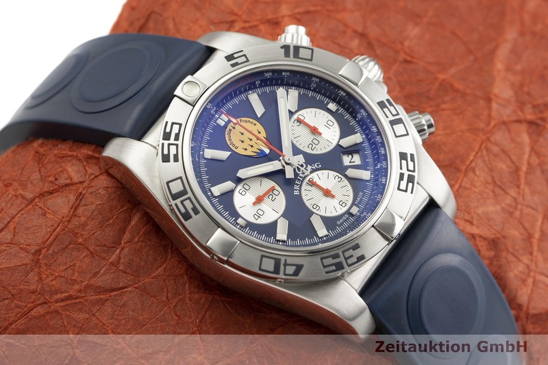 gebrauchte Luxusuhr Breitling Chronomat Chronograph Stahl Automatik Kal. B01 Ref. AB0110 LIMITED EDITION   2000307 _1