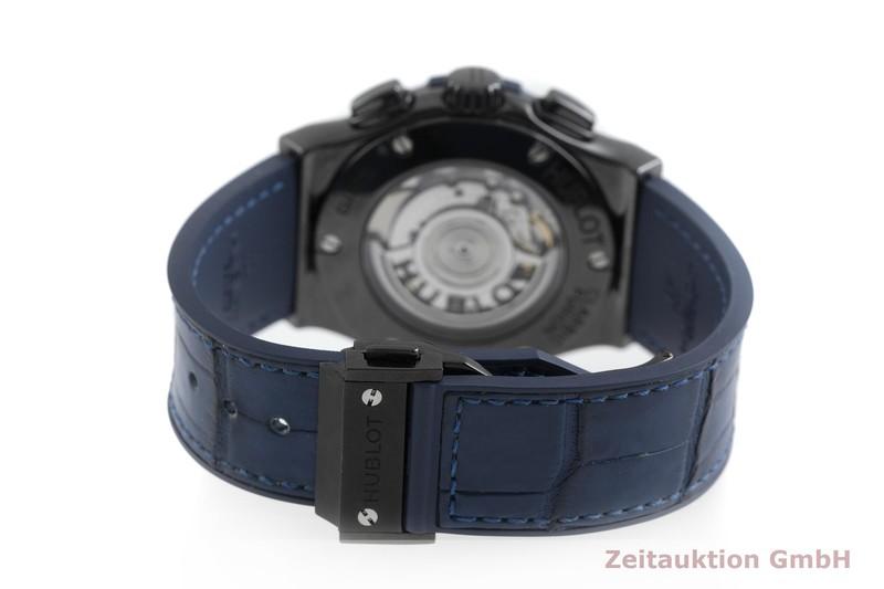 gebrauchte Luxusuhr Hublot Classic Fusion Chronograph Keramik / Titan Automatik Kal. Sellita SW 300-1 Ref. 541.CM.7170.LR  | 2000325 _1