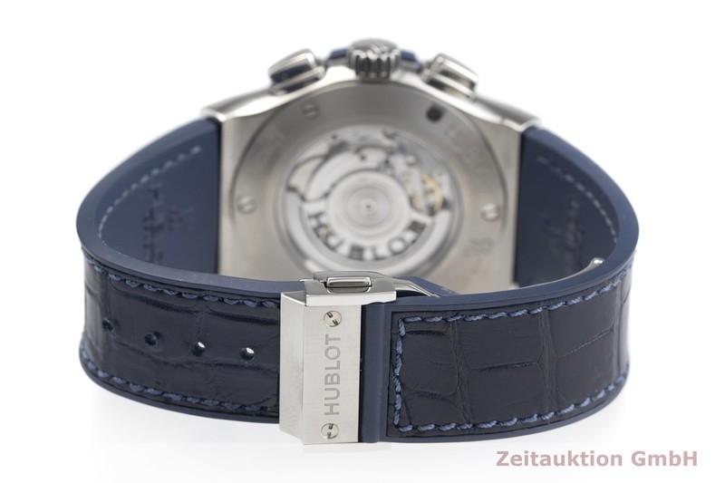 gebrauchte Luxusuhr Hublot Classic Fusion Chronograph Titan Automatik Kal. SW 300-1 Ref. 521.NX.7170.LR  | 2000326 _1