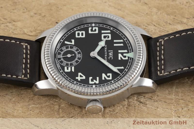 gebrauchte Luxusuhr IWC Fliegeruhr Stahl Handaufzug Kal. C.98300 Ref. 3254  | 2000331 _0